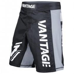 Vantage Combat Team Fightshorts Black