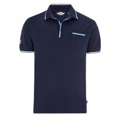 Lonsdale Johnstone Herren Slim Fit Poloshirt