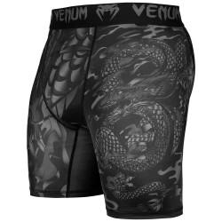 Venum Dragon's Flight Comppression Shorts Black Black