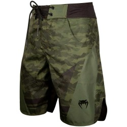 Venum Trooper Boardshorts Forest Camo Black