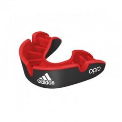 Adidas Opro Gen4 Silver Edition Zahnschutz Black Red Senior