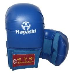 Hayashi Tsuki Karate Training Faustschützer Blau
