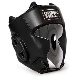 Green Hill Sparring Kopfschutz Schwarz
