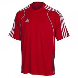Abverkauf Adidas T8 Clima T-Shirt Jugend Red