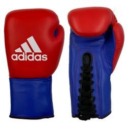 Abverkauf Adidas Glory Boxhandschuhe Red Blue 10oz