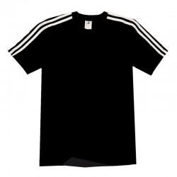 Abverkauf Adidas 3S Promo T-Shirt Black Gr S
