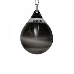 Waterpro Punchbag Black Grey 58cm
