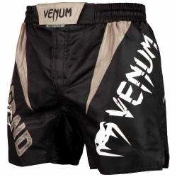 Abverkauf Venum Underground King Fightshorts Black Sand