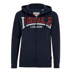 Lonsdale Knowstone Herren Zip Sweater