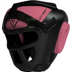 RDX Kopfschutz HGR-T1 GRILL pink