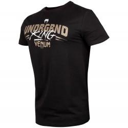 Venum Underground King T-Shirt Black Sand