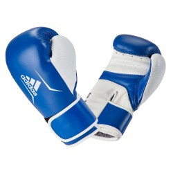 Adidas Speed 165 Wettkampfhandschuh Blue White