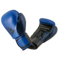 Adidas Kickboxing Wettkampfhandschuh Blue Black adiKBWKF200