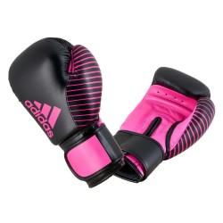 Adidas Kickboxing Wettkampfhandschuh Black Pink adiKBWKF200