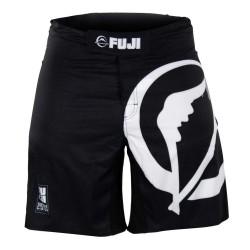 Fuji Sekai 2.0 IBJJF Fightshort Black White
