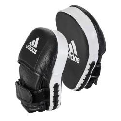 Adidas Adistar Pro Speed Focus Pratze Black White Leder