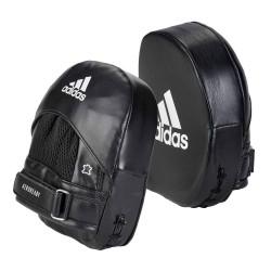 Adidas Speed Focus Mitt Pratze Black White Leder adiEMP01