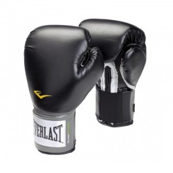 Everlast Pro Style Training Gloves Velcro Black 2308Y