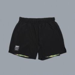 Scramble Tiger Camo Combi Shorts