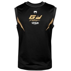 Venum Petrosyan Dry Tech Tank Top Black Gold