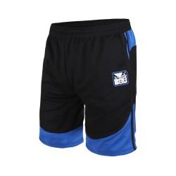 Bad Boy Force Shorts Black Blue
