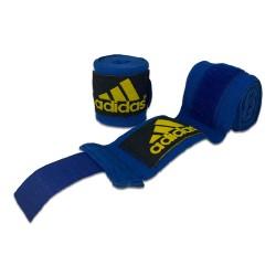 Abverkauf Adidas Boxbandage Halbelastisch 250cm Blue Yellow