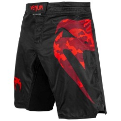 Venum Light 3.0 Fightshorts Black Red