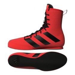 Adidas Box Hog 3 Boxstiefel Red Black FZ5305