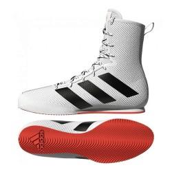 Adidas Box Hog 3 Boxstiefel White Black Red GV9975