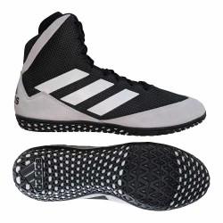 Adidas Mat Wizard V Ringerschuhe FZ5381 Black White