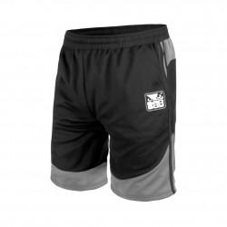 Bad Boy Force Shorts Black Grey