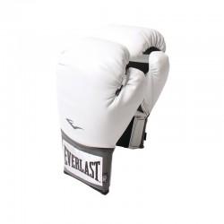 Everlast Pro Style Bag Gloves PU White 8oz 2700Y