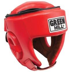 Green Hill Best Kopfschutz Rot