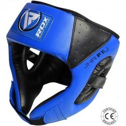 RDX Kopfschutz Kids JHR-F1U blau