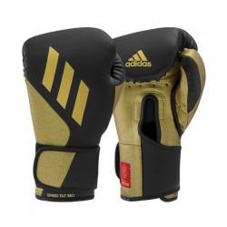 Adidas Boxhandschuh Speed Tilt 350 Velcro Black Gold