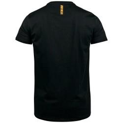 Venum Jiu Jitsu VT T-Shirt Black Gold