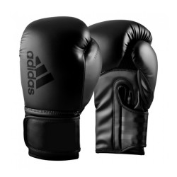 Adidas Boxhandschuh Hybrid 80 Black Black