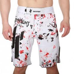 Abverkauf Justyfight Splatter MMA Shorts
