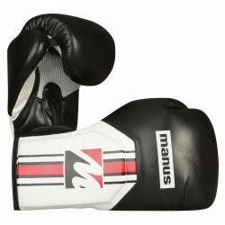 Manus Cool Boxhandschuhe Schwarz Weiss