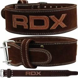 RDX Gewichthebergürtel Power braun