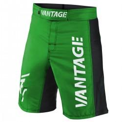 Abverkauf Vantage  Combat Team Fightshorts Green