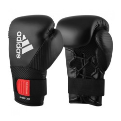 Adidas Boxhandschuh Hybrid 250 Duo Lace Black