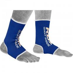 RDX Knöchelschutz blau