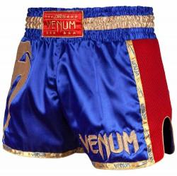 Venum Giant Muay Thai Shorts Navy Gold