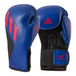 Adidas Speed Tilt 150 Boxhandschuhe Blue Black Red