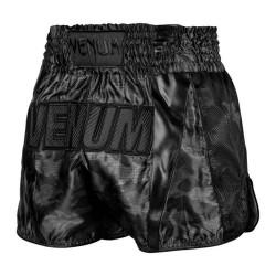 Venum Full Cam Muay Thai Shorts Urban Camo Black