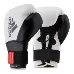 Adidas Boxhandschuhe Hybrid 250 Duo Lace White