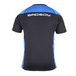 Abverkauf Bad Boy Performance Walkout 2.0 T-Shirt Black Blue