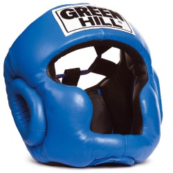 Green Hill Super Kopfschutz Blau