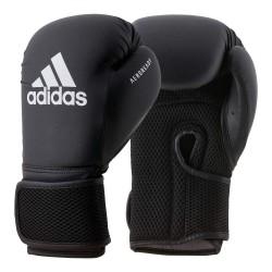 Adidas Hybrid 25 Boxhandschuhe Kids Black